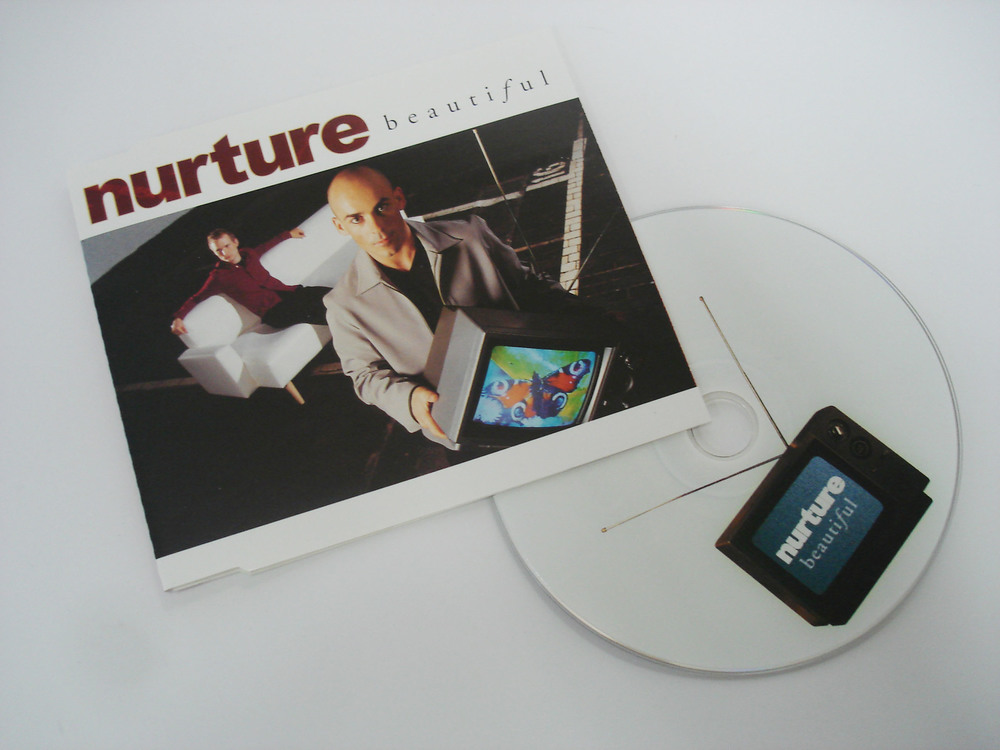 NURTURE - BEAUTIFUL - SINGLE