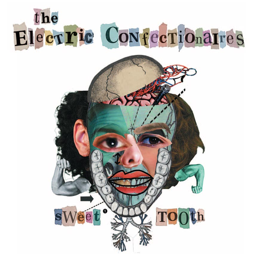 THE ELECTRIC CONFECTIONAIRES - SWEET TOOTH - ALBUM