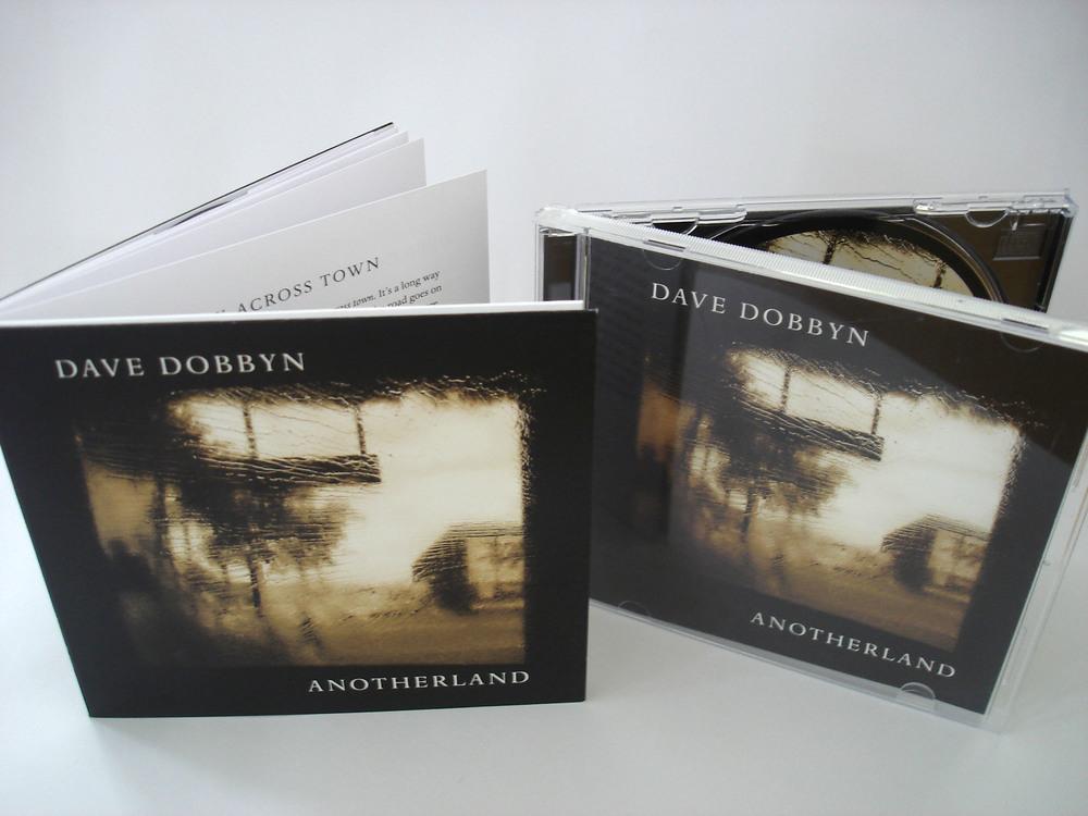 DAVE DOBBYN - ANOTHERLAND - ALBUM