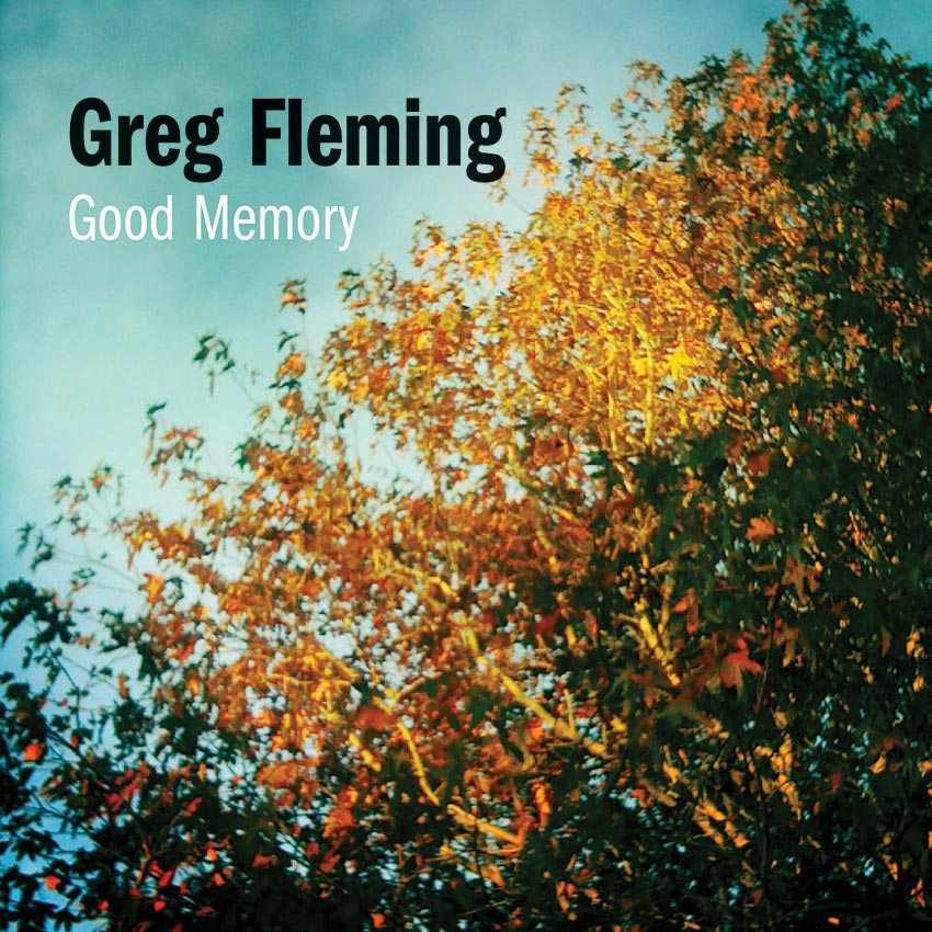 GREG FLEMING - GOOD MEMORY - SINGLE