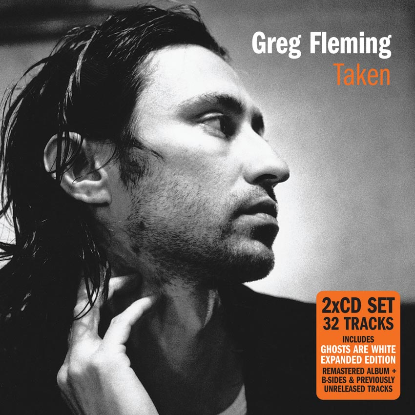 GREG FLEMING - TAKEN - ALBUM