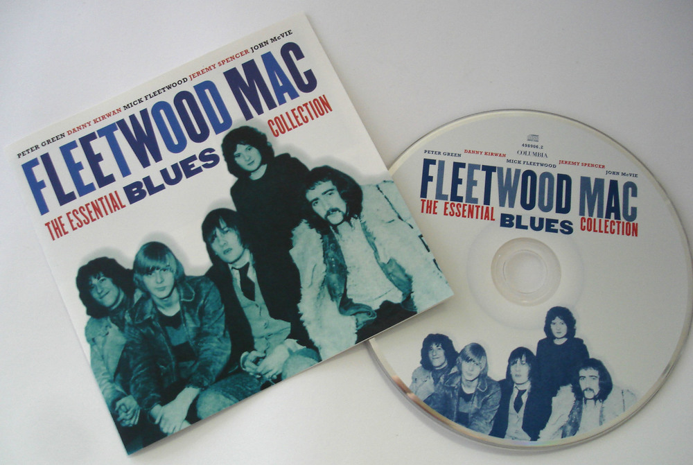 FLEETWOOD MAC - THE ESSENTIAL BLUES COLLECTION - ALBUM