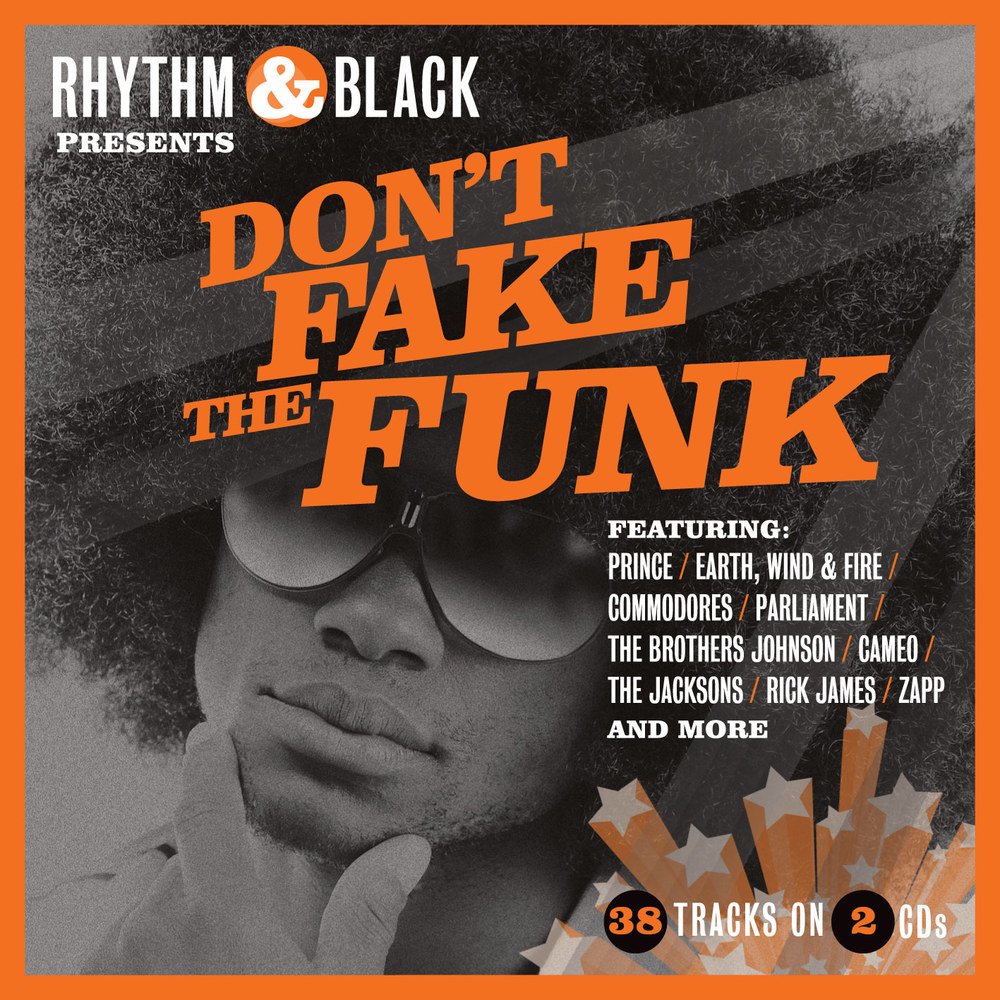 "Various Artists ""Don't Fake The Funk"" (Compilation)"