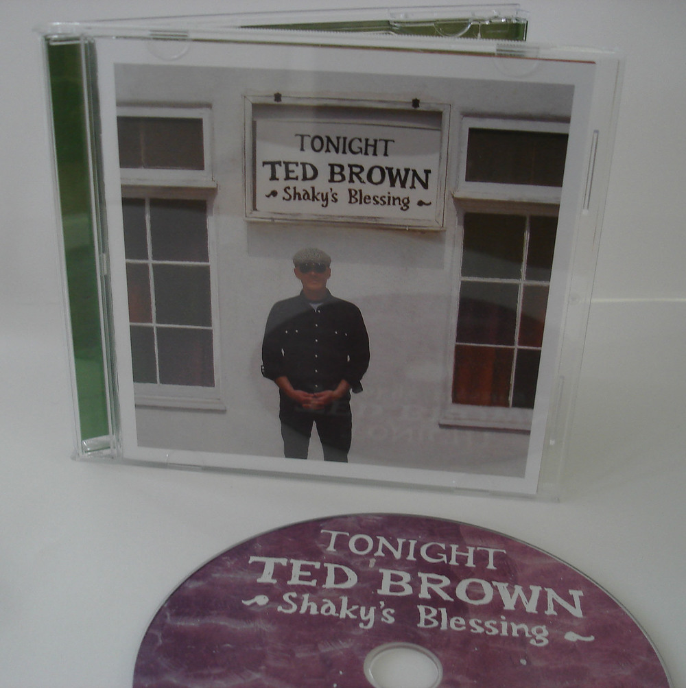 TED BROWN - SHAKY'S BLESSING - ALBUM