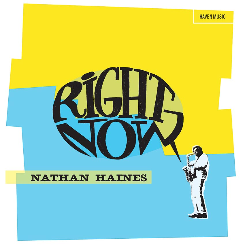 NATHAN HAINES - RIGHT NOW - ALBUM