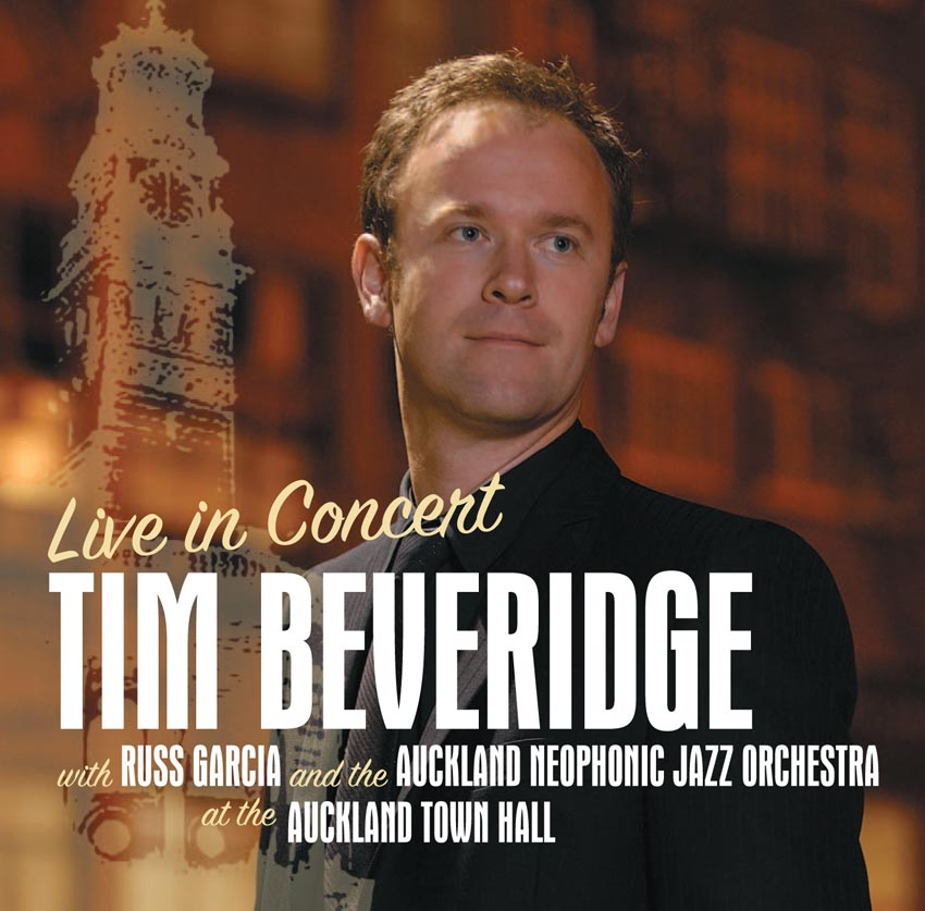 TIM BEVRIDGE - LIVE IN CONCERT - ALBUM