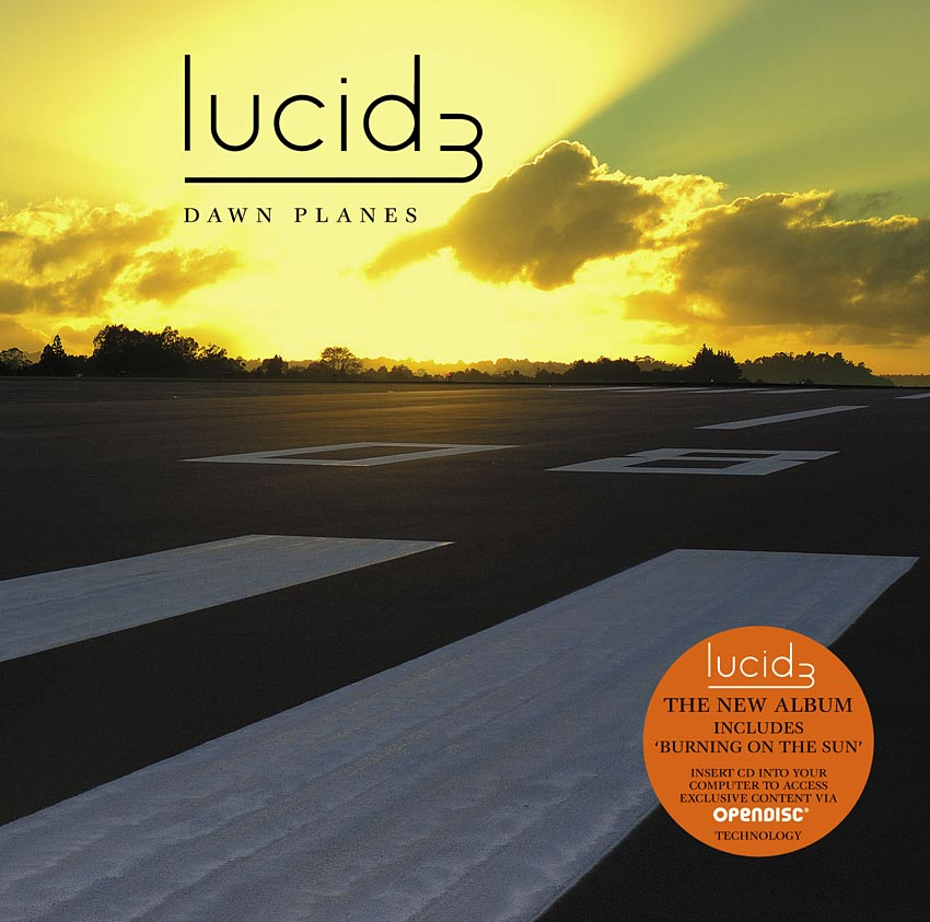 LUCID 3 - DAWN PLANES - ALBUM