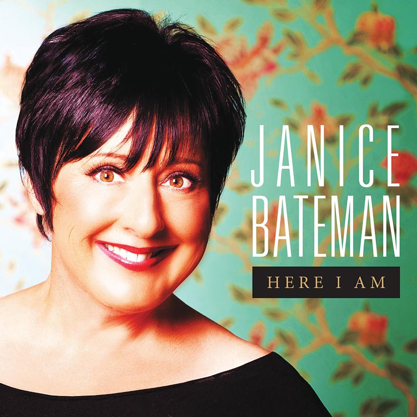 JANICE BATEMAN - HERE I AM - ALBUM