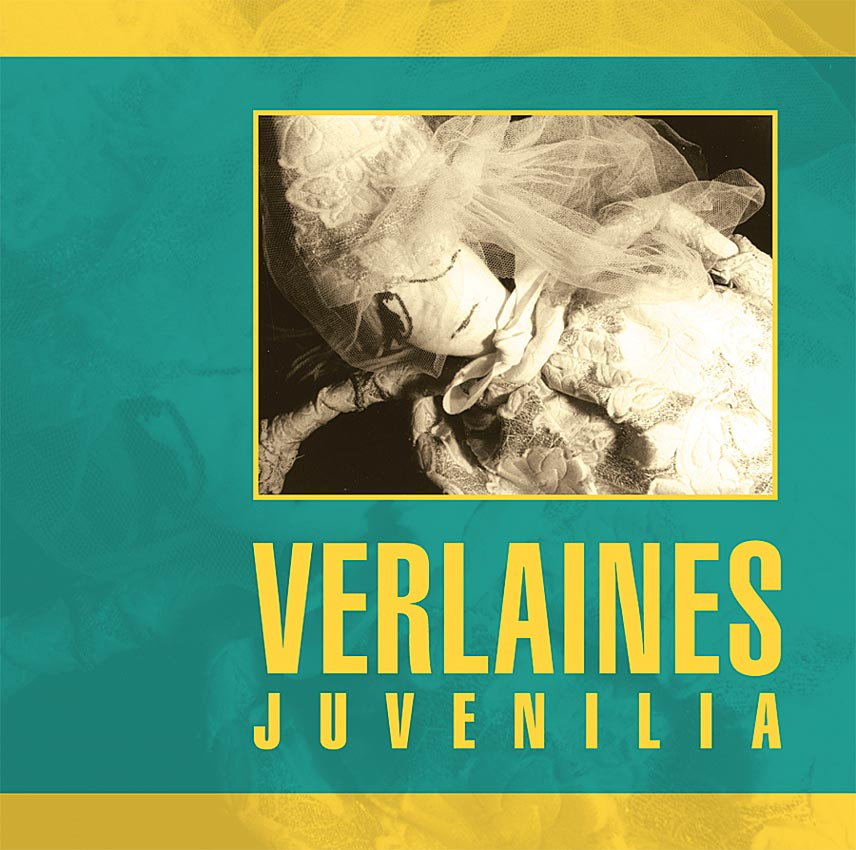 THE VERLAINES - JUVENILLIA - ALBUM