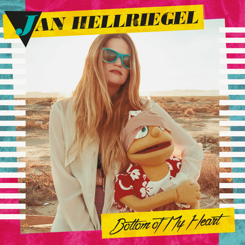 "Jan Hellriegel ""Bottom Of My Heart"" Single"