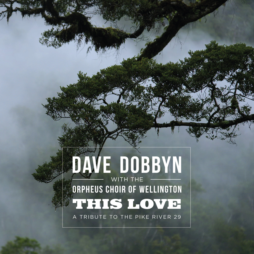 "Dave Dobbyn ""This Love"" single"