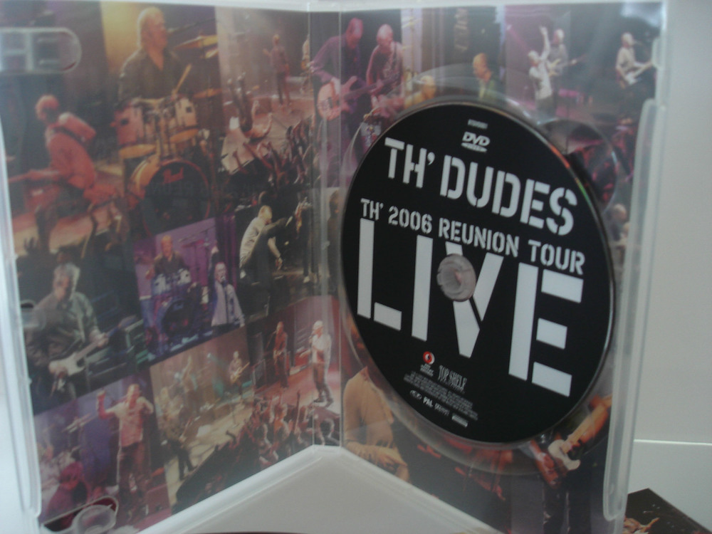 TH' DUDES - LIVE - CONCERT FILM - DVD