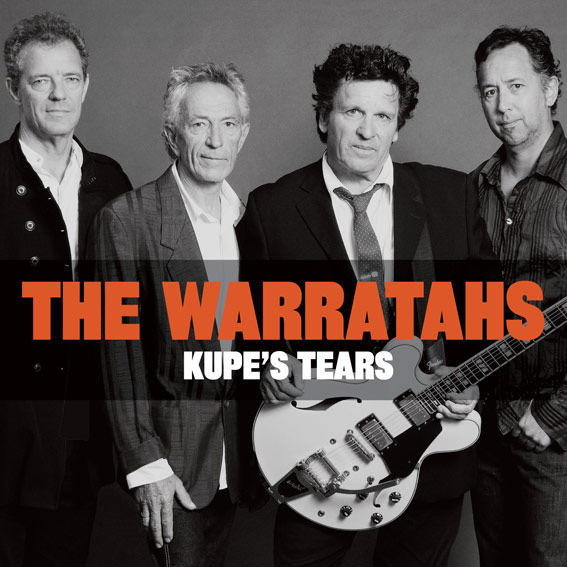 The Warratahs - Kupe's Tears - Single