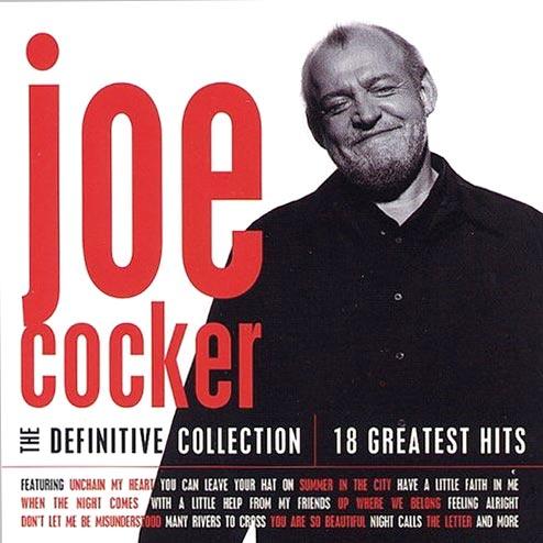 JOE COCKER - THE DEFINITIVE COLLECTION