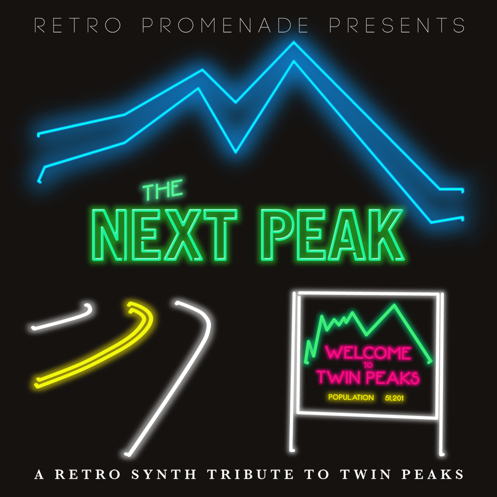 VARIOUS ARTISTS - THE NEXT PEAK VOL. 1
