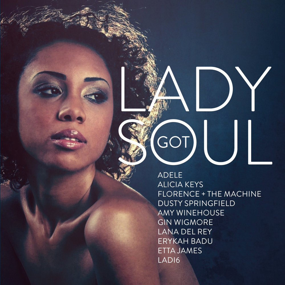 VARIOUS ARTISTS - LADY GOT SOUL - Compilation