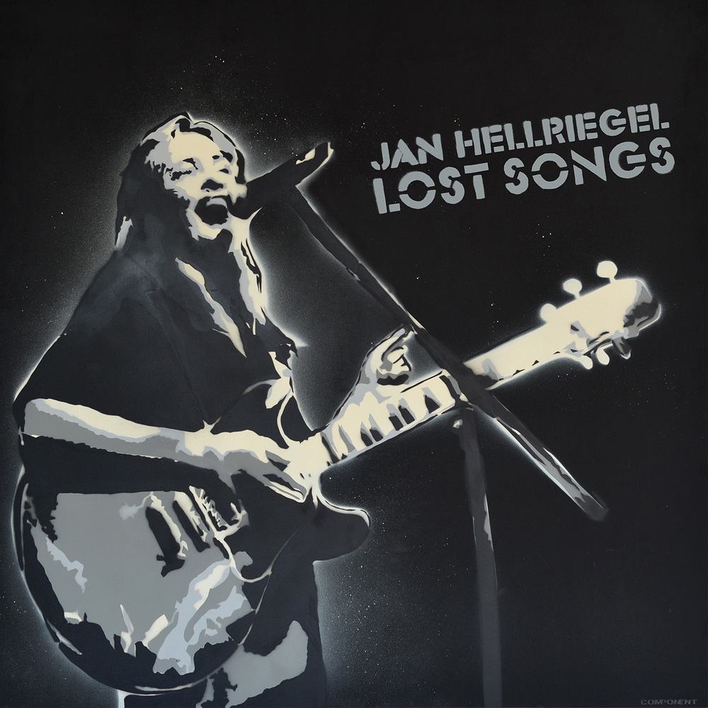JAN HELLRIEGEL - LOST SONGS