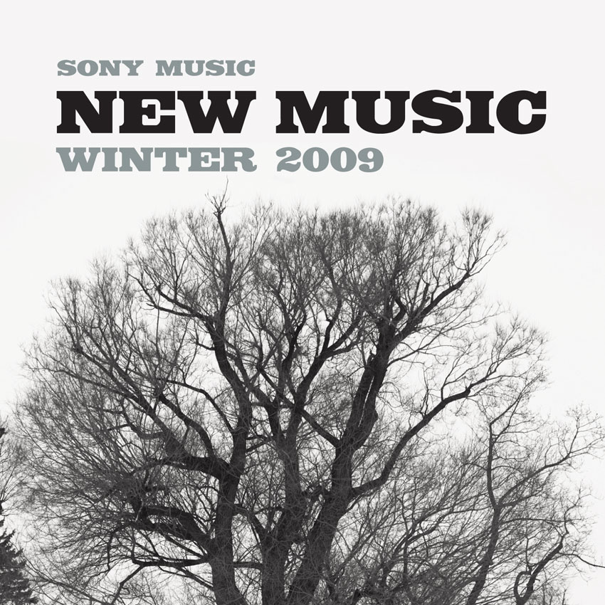 VARIOUS ARTISTS - NEW MUSIC WINTER 2009