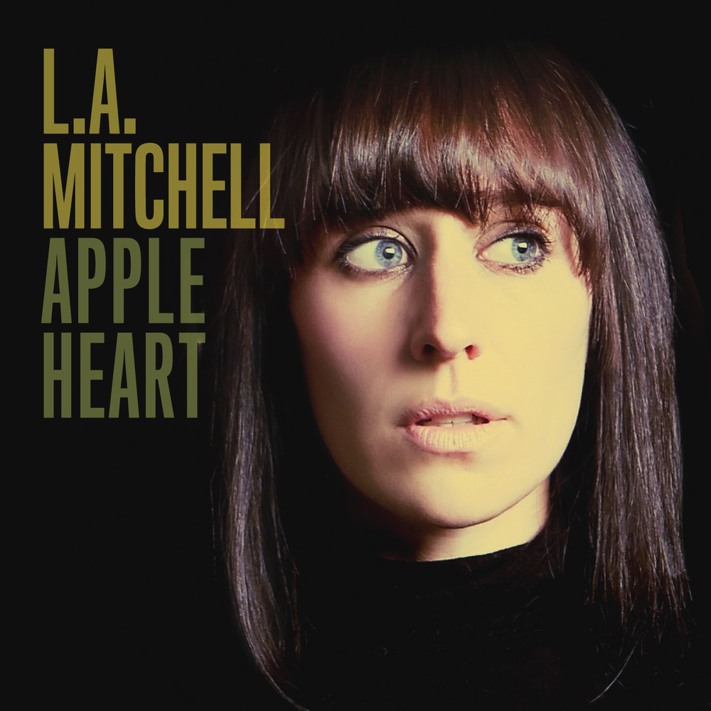 L.A. MITCHELL - APPLE HEART - SINGLE