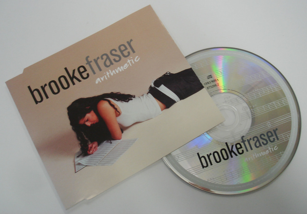 BROOKE FRASER - ARITHMETIC - SINGLE