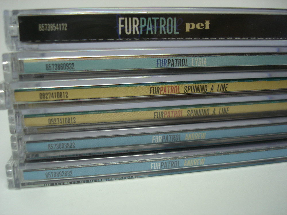 FUR PATROL - ALBUMS AND SINGLES