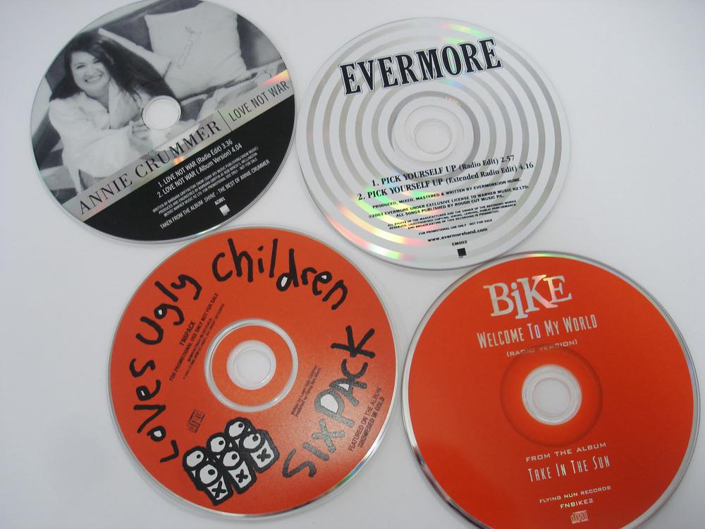 PROMO CDs