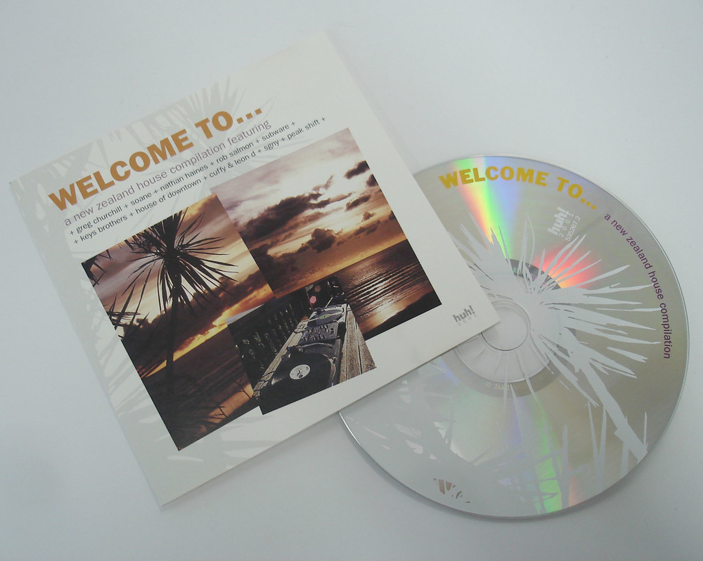 VARIOUS ARTISTS - WELCOME TO…  A NZ HOUSE COMPILATION - COMPILATION