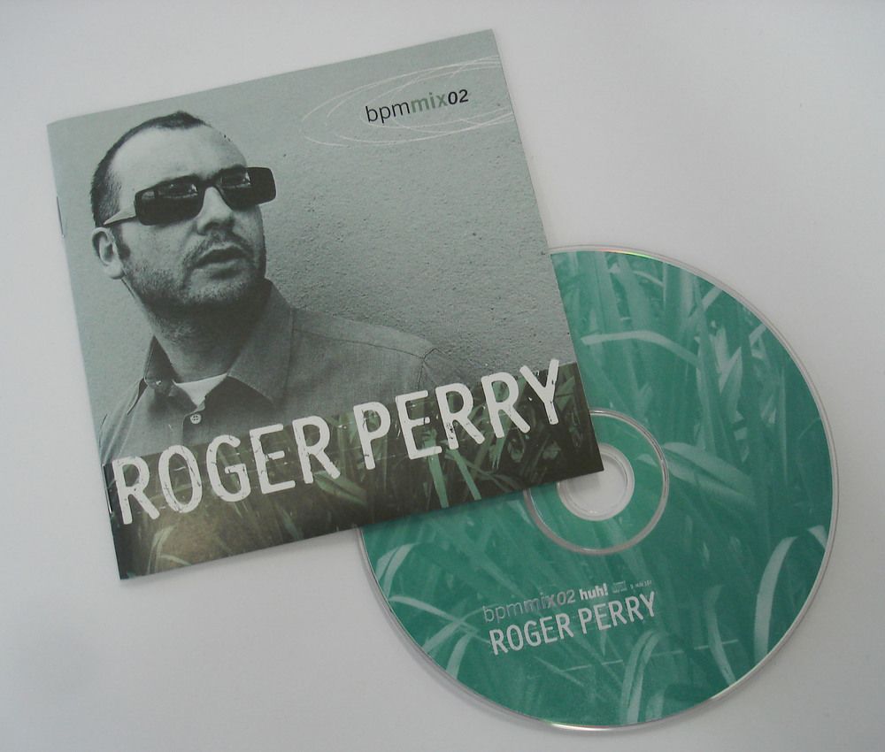 ROGER PERRY - BPM MIX 02 - ALBUM