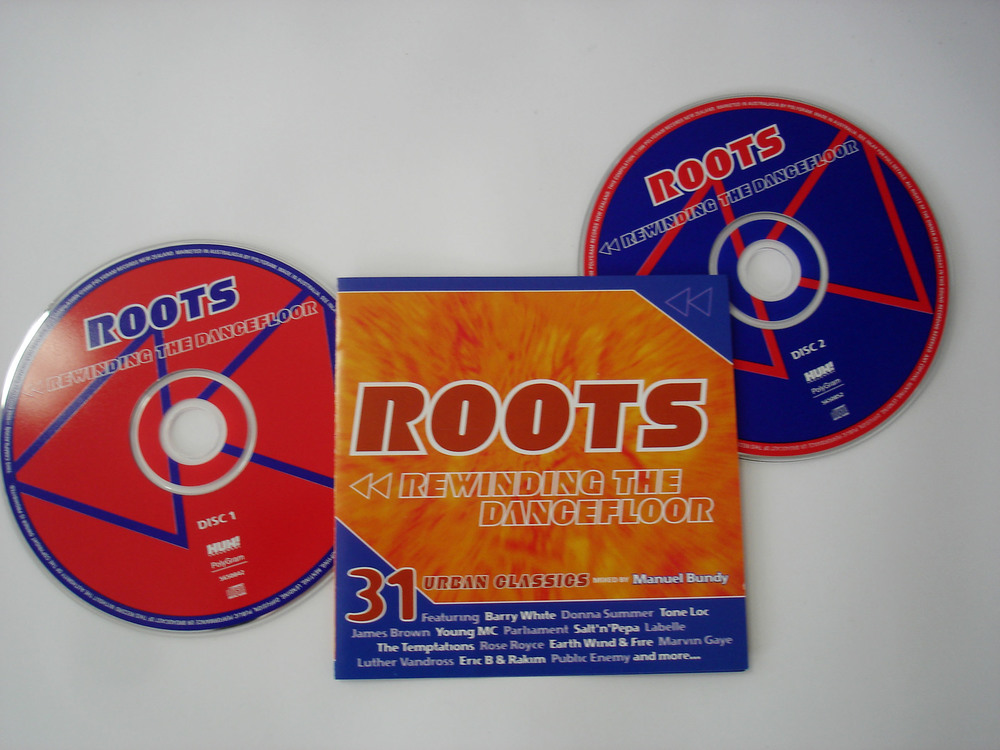 VARIOUS ARTISTS - ROOTS