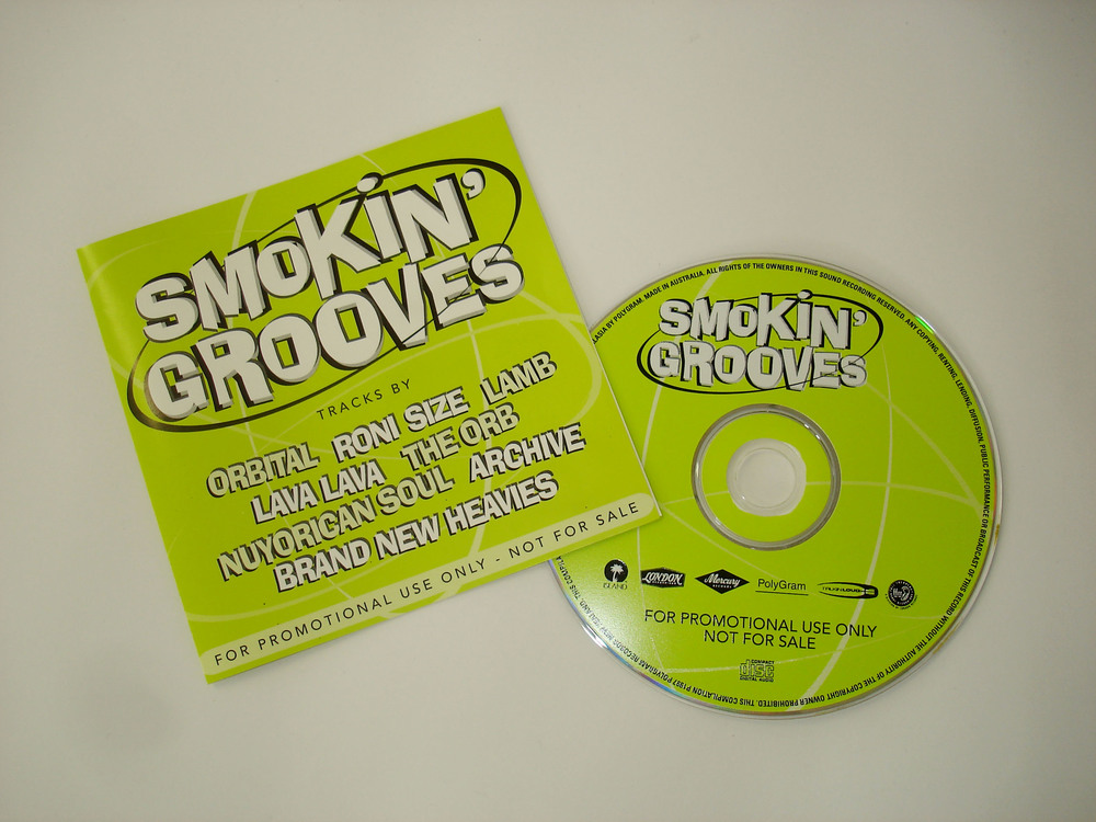VARIOUS ARTISTS - SMOKIN' GROOVES