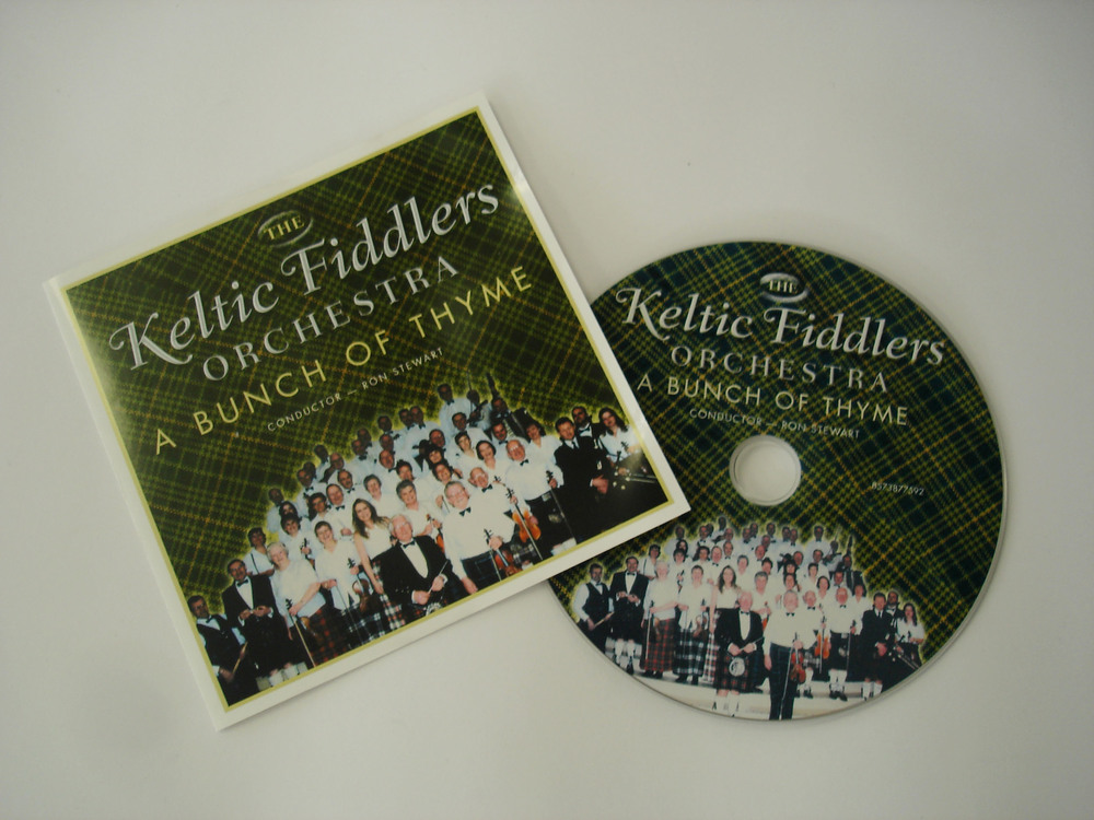 KELTIC FIDLER ORCHESTRA - A BUNCH OF THYME