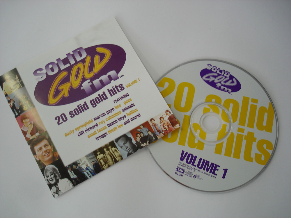 SOLID GOLD FM - 20 SOLID GOLD HITS