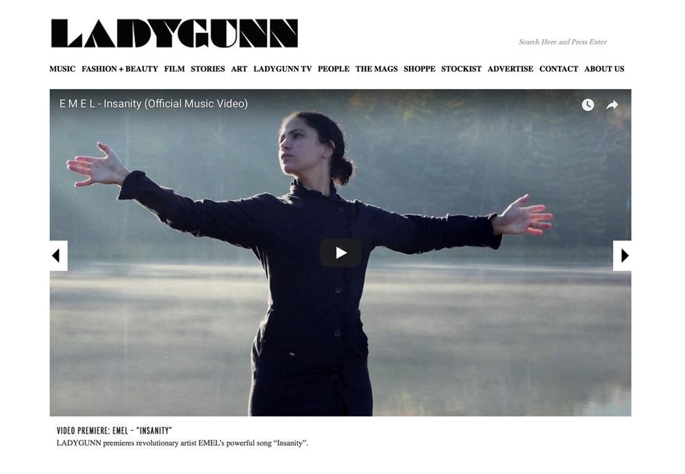 Emel Insanity Ladygunn Screen Shot.jpg