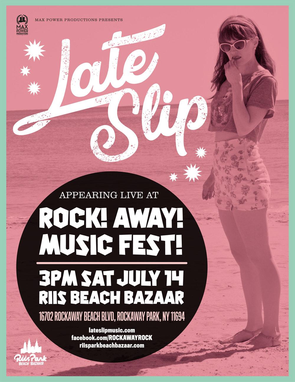 Late Slip Poster Rockaway Festival.jpg