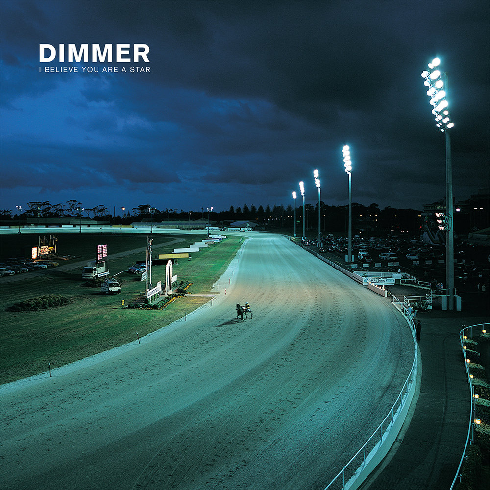 "DIMMER ""I Believe You Are A Star"" 2018 Vinyl re-issue"