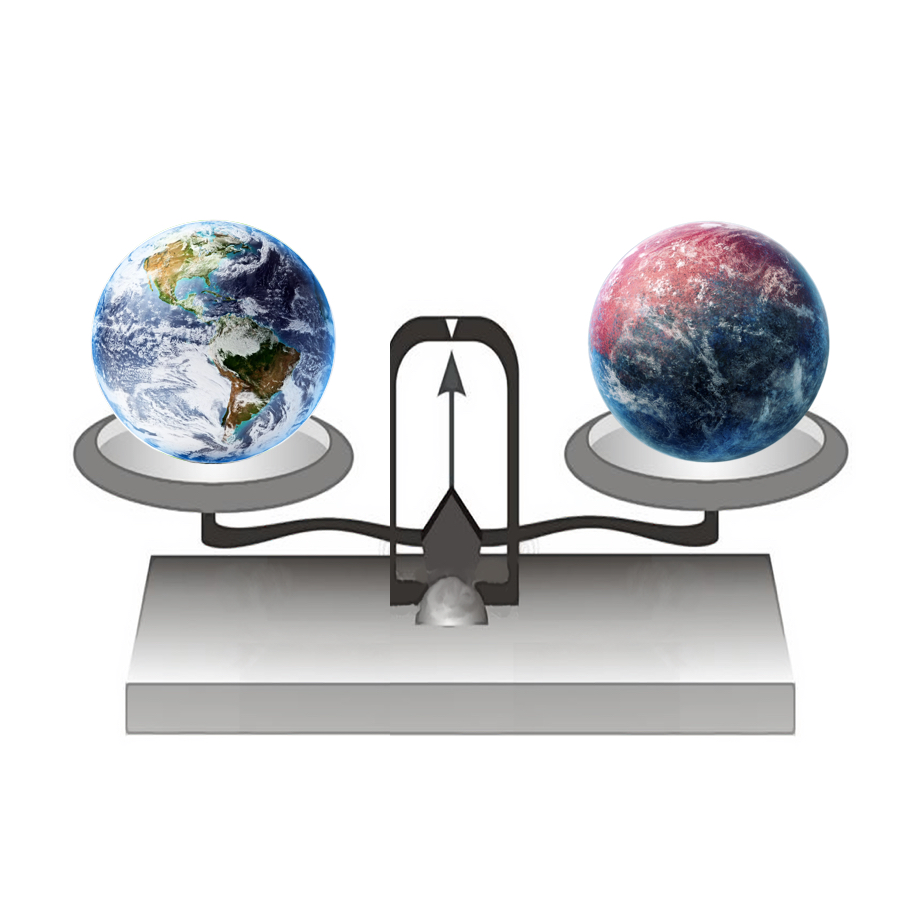 Mass - If we put Earth on a balance, it would have a mass of 5,972,190,000,000,000,000,000,000 kilograms.
