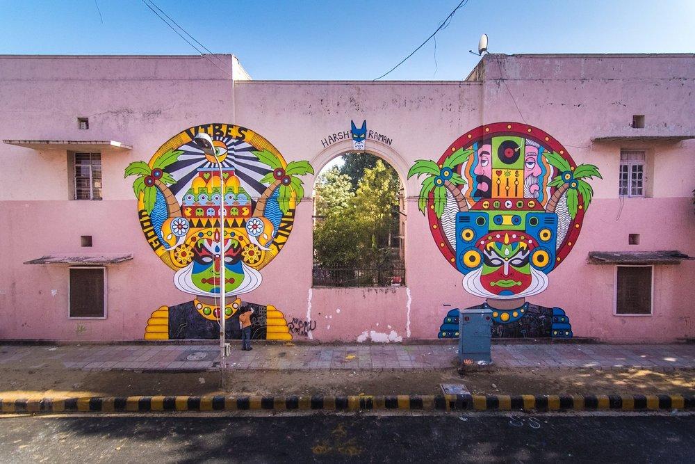 Katha-Crazy Twins by Harsh Raman.Photo by Akshat Nauriyal