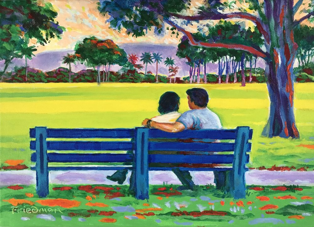 Park Bench Lovers 5.25X7.25at300 (1).jpg