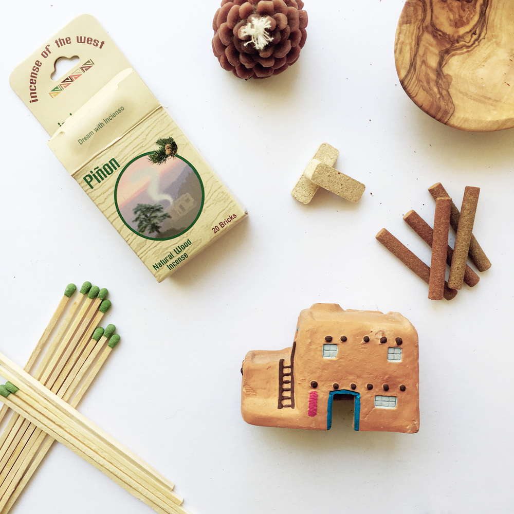 wilderness incense to get your home smelling like the forest