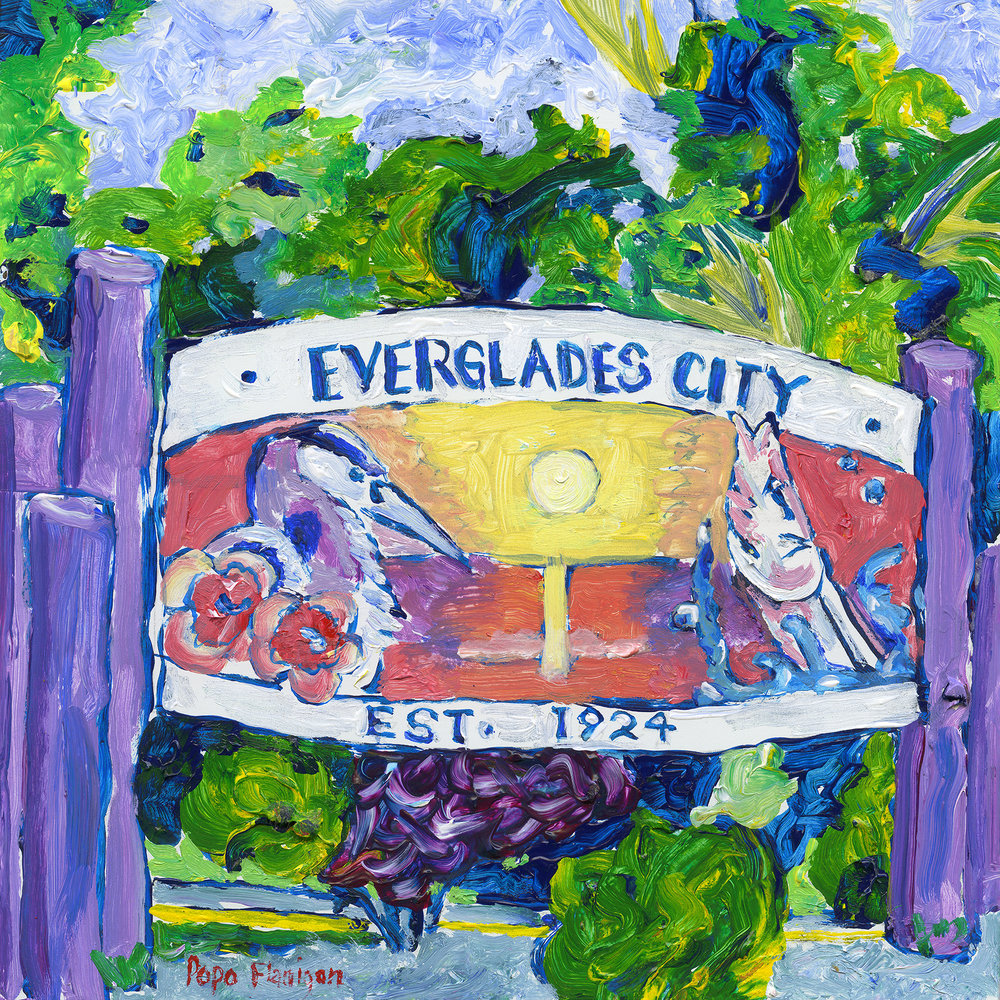 EVERGLADES CITY FL