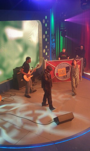 Live at BET 106 & Park