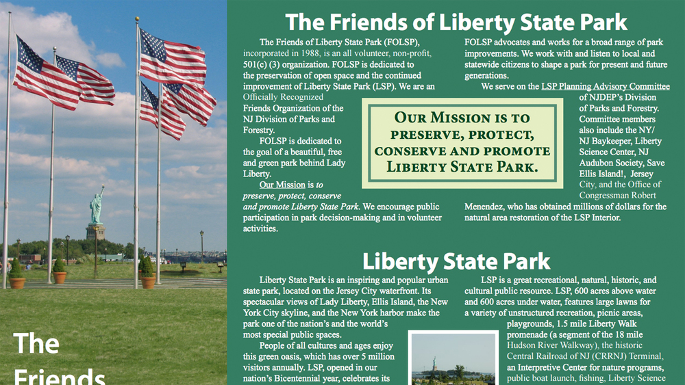 Friends of Liberty State Park (Jersey City | Hudson County)  Programs: Garden Volunteer Program | Cultural Events