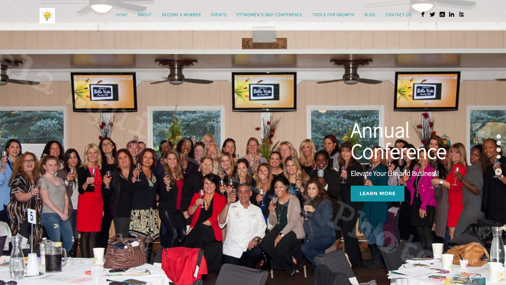 Entrepreneurial Think Thank for Women (ETTWomen)   (Marlboro, Monmouth County)   Network for women entrepreneurs