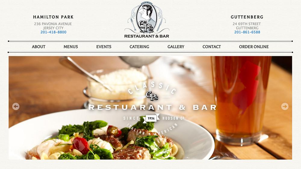 G.P.'s Restaurant  (Jersey City & Guttenberg, Hudson County)