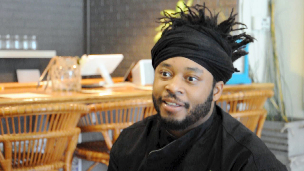 Kwame Williams, Executive Chef at Vital in Montclair, NJ