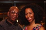 Gregory Burrus with Wilma Ann Jazz