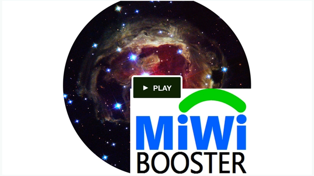 MiWi™ Booster - It boosts your signal AND it's beautiful. A NASA designed & patented personal wireless booster that improves your cellphone & WiFi signal, doesn't need power and its beautiful!