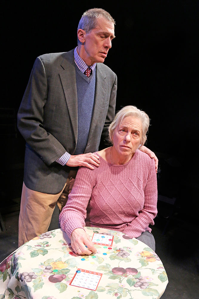 Alfred Gingold and Jane Mandel (Lane).  Photo by Christopher Drukker.