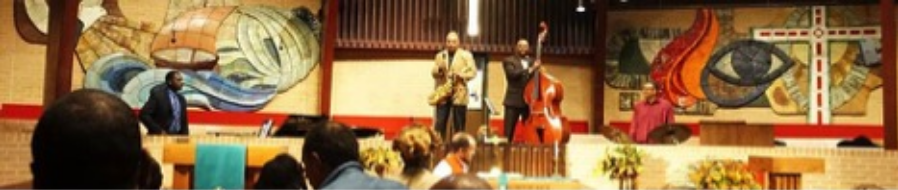 Don Bradon, Vince Ector, Jerry McCune, at Bethany Baptist Church -  Image: Gregory Burrus