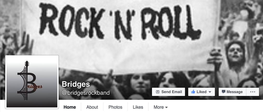 Facebook.com/BridgesRockBand
